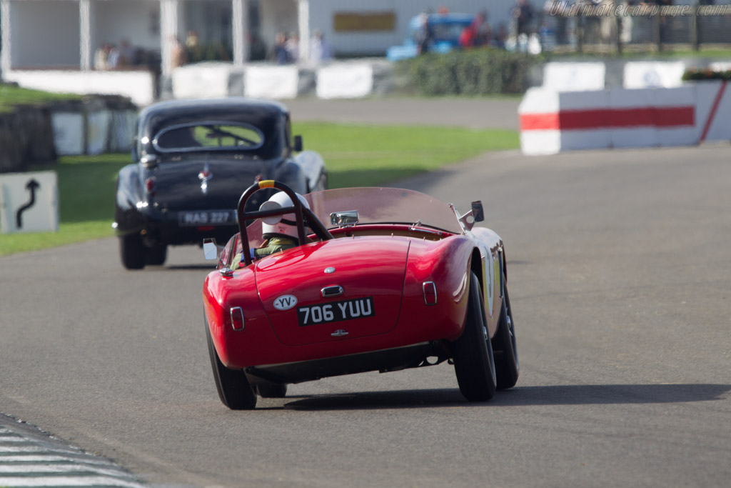 AC Ace - Chassis: BEX148 - Entrant: Tim Isles - Driver: Nigel Winchester  - 2013 Goodwood Revival