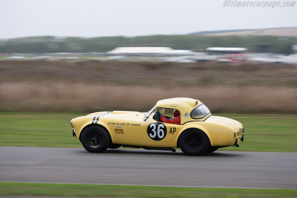 AC Shelby Cobra - Chassis: CSX2151 - Entrant: Bill Bridges - Driver: Ludovic Lindsay  - 2013 Goodwood Revival