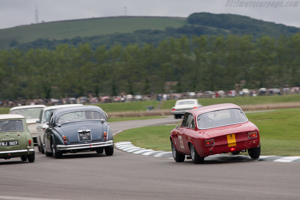 Alfa romeo giulia car and driver 18