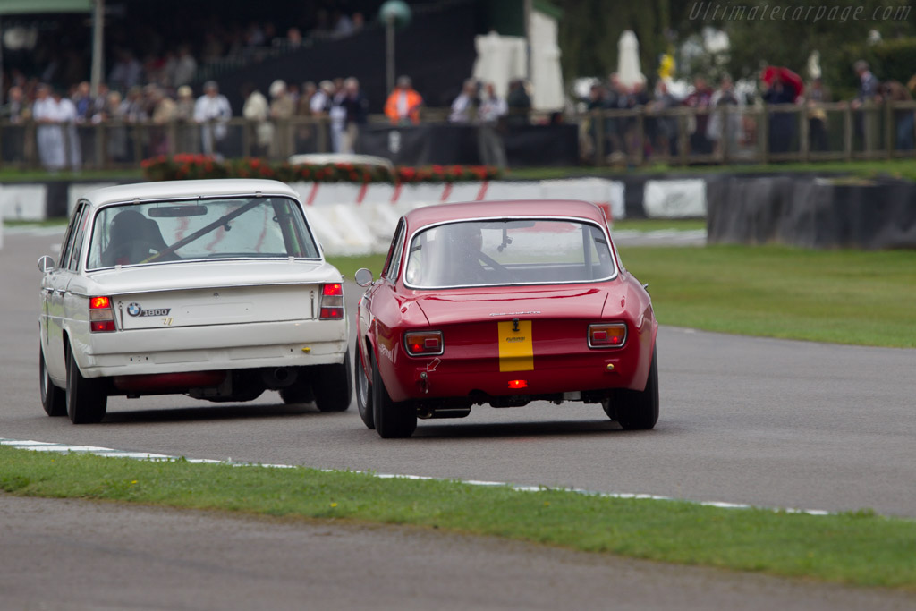 Alfa Romeo Giulia GTA - Chassis: AR613056 - Entrant: David Fitzsimons - Driver: Frank Stippler  - 2013 Goodwood Revival