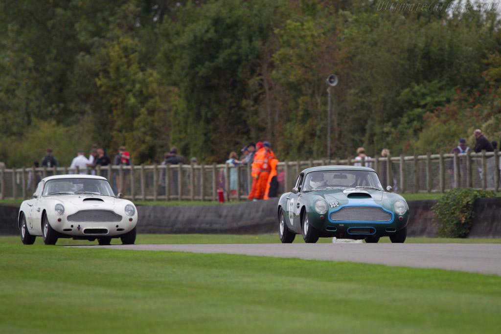 Aston Martin DB4 GT - Chassis: DB4GT/0110/R - Driver: Ian Dalglish  - 2013 Goodwood Revival