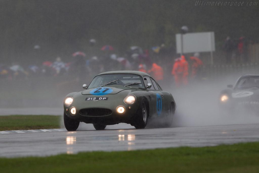 Aston Martin DP212 - Chassis: DP212/1 - Entrant: Wolfgang Friedrichs - Driver: Simon Hadfield  - 2013 Goodwood Revival