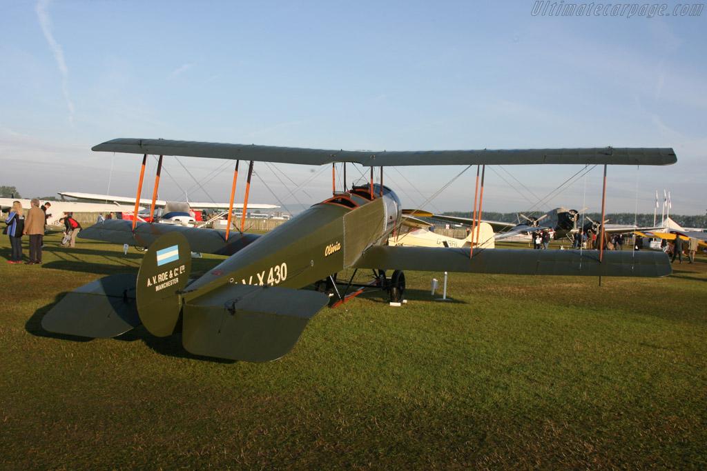 Avro 504    - 2013 Goodwood Revival