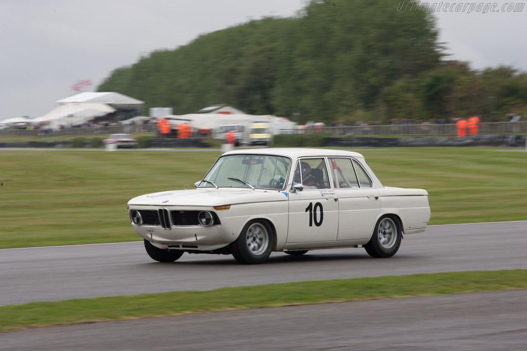 BMW 1800 TI - Chassis: 986090 - Entrant: Peter James - Driver: Steve Soper  - 2013 Goodwood Revival
