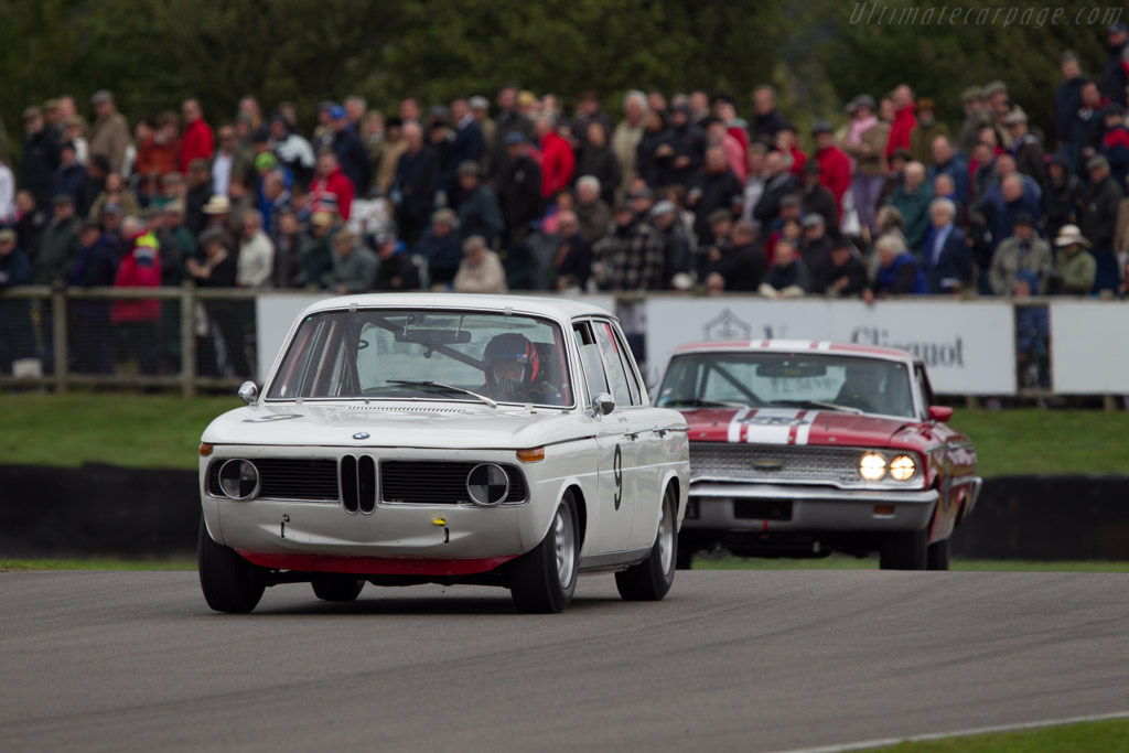 BMW 1800 TISA - Chassis: 9959193 - Driver: John Clark  - 2013 Goodwood Revival