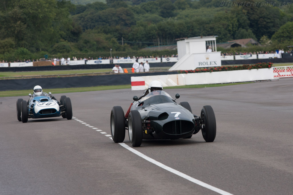 BRM Type 25 - Chassis: 258 - Driver: Gary Pearson  - 2013 Goodwood Revival