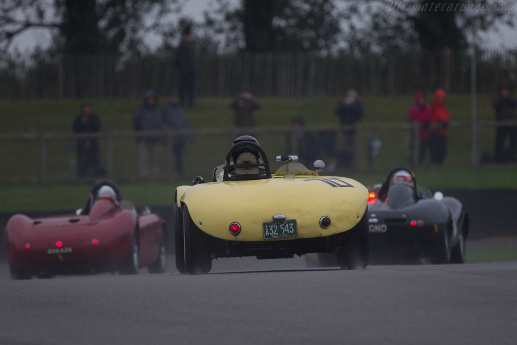 Balchowsky Old Yeller II - Chassis: 2 - Driver: Ernest Nagamatsu  - 2013 Goodwood Revival