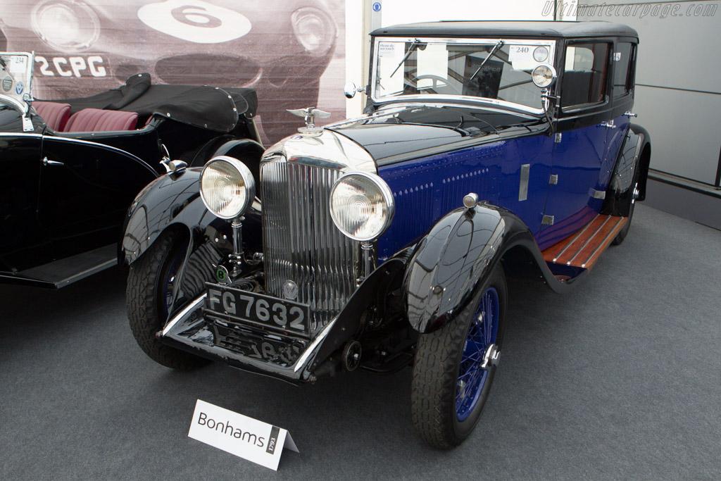 Bentley 4 Litre - Chassis: VA 4085   - 2013 Goodwood Revival
