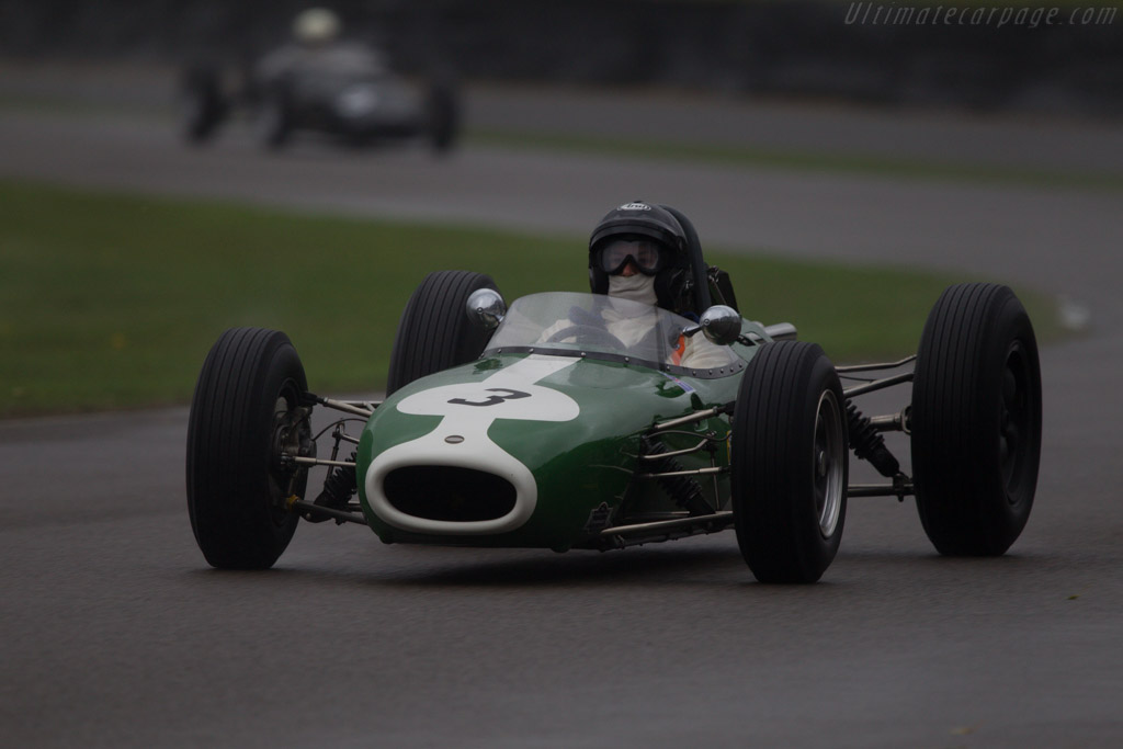 Brabham BT11 Climax - Chassis: F1-5-64 - Driver: John Romano  - 2013 Goodwood Revival