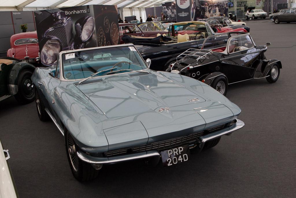 Chevrolet Corvette - Chassis: 1946765114076   - 2013 Goodwood Revival