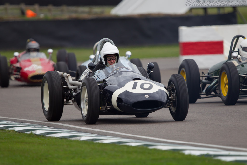 Cooper T51 Climax  - Driver: Paul Griffin - 2013 Goodwood Revival