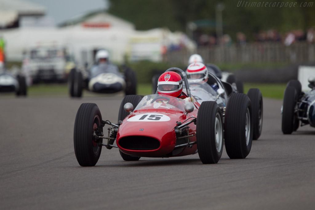 DeTomaso Alfa Romeo - Chassis: 0004 - Entrant: Scuderia del Portello - Driver: Marco Cajani  - 2013 Goodwood Revival
