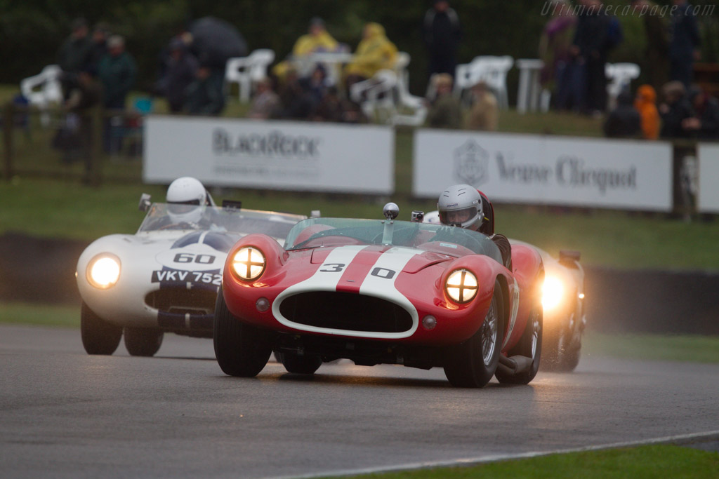 Devin SS - Chassis: SR4-4 - Driver: Malcolm Gammons  - 2013 Goodwood Revival