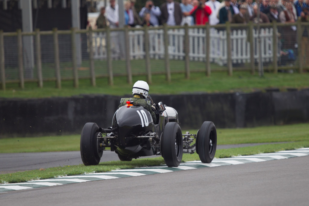 ERA R10B - Chassis: R10B - Driver: Paddins Dowling  - 2013 Goodwood Revival