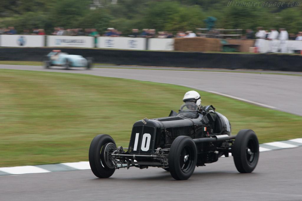 ERA R10B - Chassis: R10B - Driver: Paddins Dowling  - 2013 Goodwood Revival