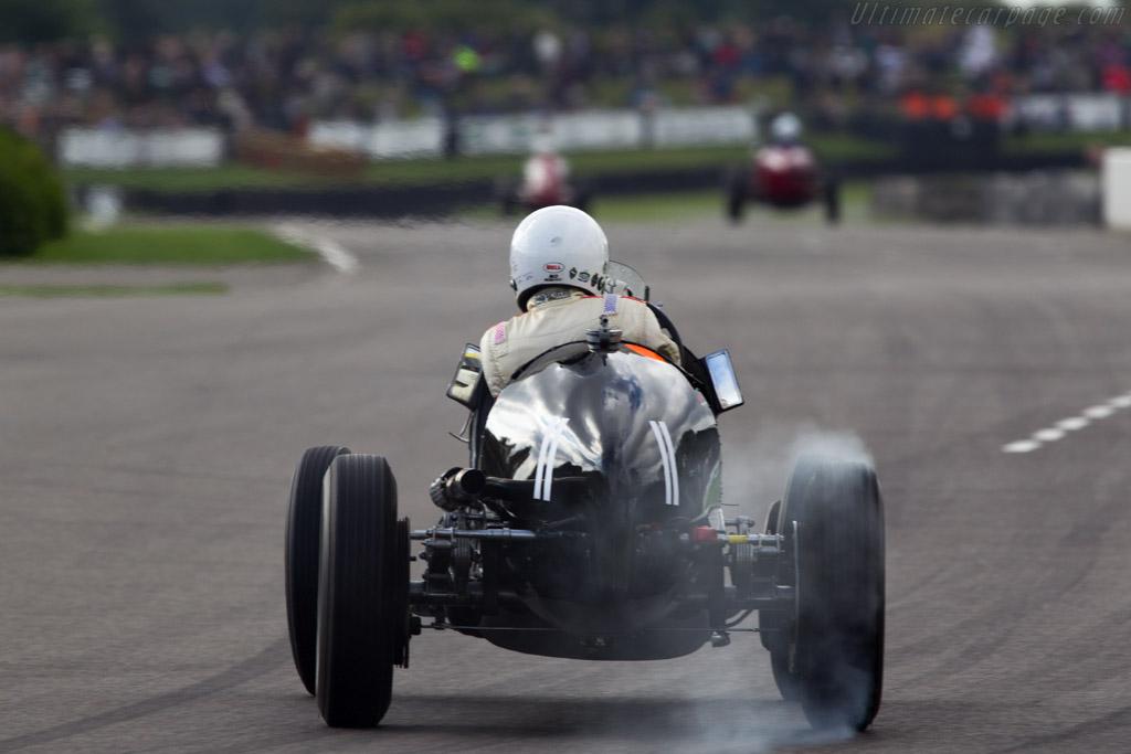ERA R11B - Chassis: R11B - Driver: Michael Gans  - 2013 Goodwood Revival