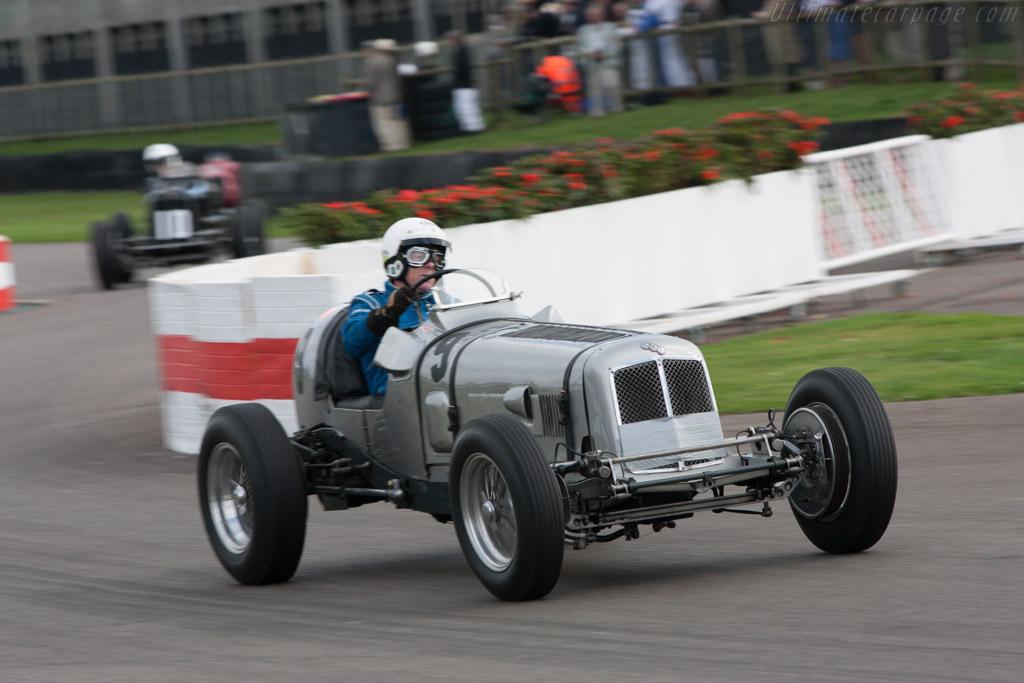 ERA R11B - Chassis: R11B - Driver: David Morris  - 2013 Goodwood Revival