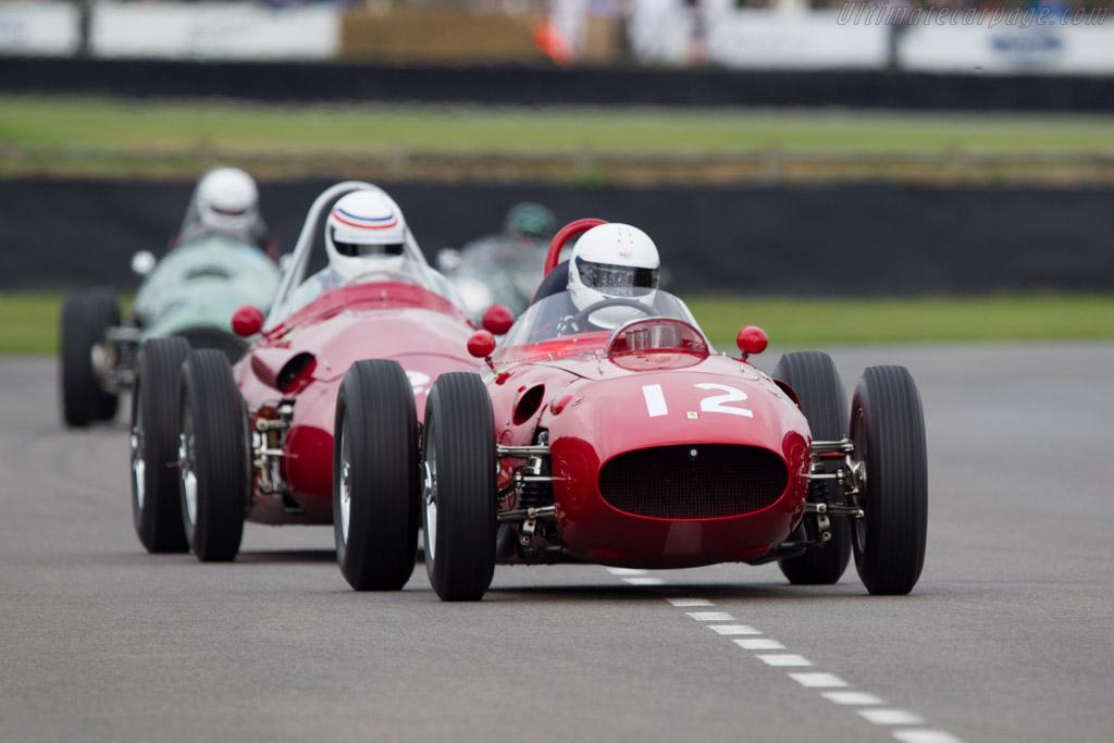 Ferrari 246 Dino F1 - Chassis: 0007 - Driver: Tony Smith  - 2013 Goodwood Revival