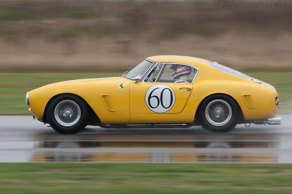 Ferrari 250 GT SWB - Chassis: 1953GT - Entrant: Rohan Fernando - Driver: Christian Horner  - 2013 Goodwood Revival
