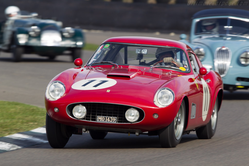 Ferrari 250 GT TdF 1 Louvre - Chassis: 1069GT - Entrant: Kim Taylor-Smith - Driver: David Cooke  - 2013 Goodwood Revival