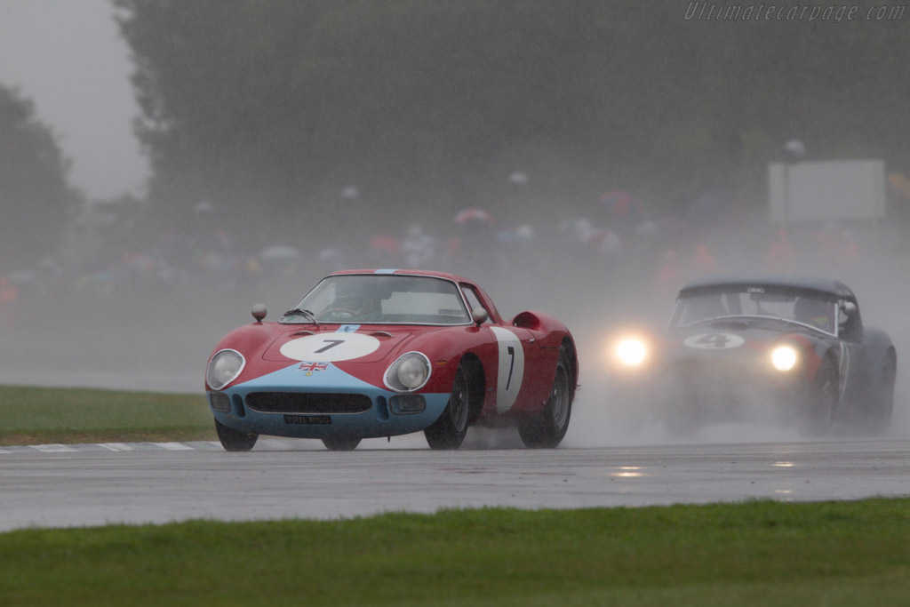 Ferrari 250 LM - Chassis: 5907 - Entrant: Clive Joy - Driver: Romain Dumas  - 2013 Goodwood Revival