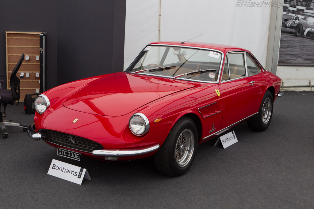 Ferrari 330 GTC - Chassis: 10555   - 2013 Goodwood Revival