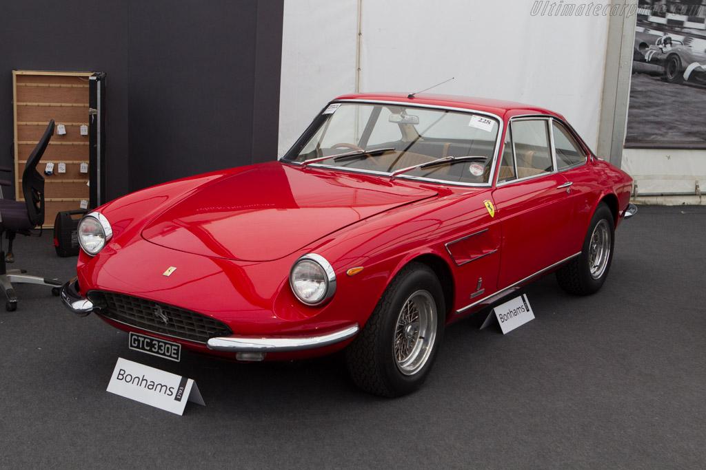 Ferrari 330 GTC - Chassis: 10555   - 2013 Goodwood Revival