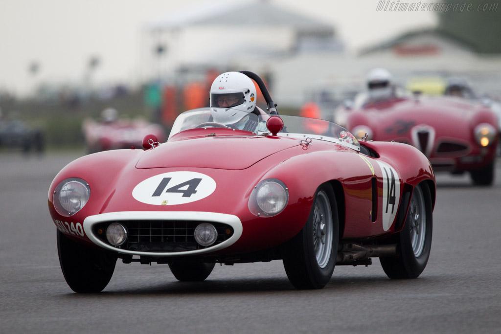 Ferrari 750 Monza - Chassis: 0504M - Entrant: Richard Frankel - Driver: Richard Frankel / Andrew Frankel  - 2013 Goodwood Revival