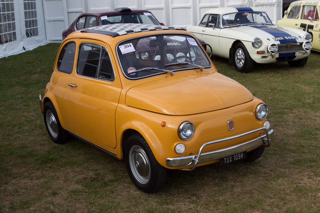 Fiat 500 - Chassis: 110F2575739   - 2013 Goodwood Revival
