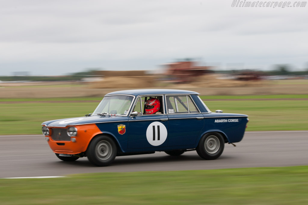 Fiat Abarth 1500s Entrant Abarth Uk Driver Ruper
