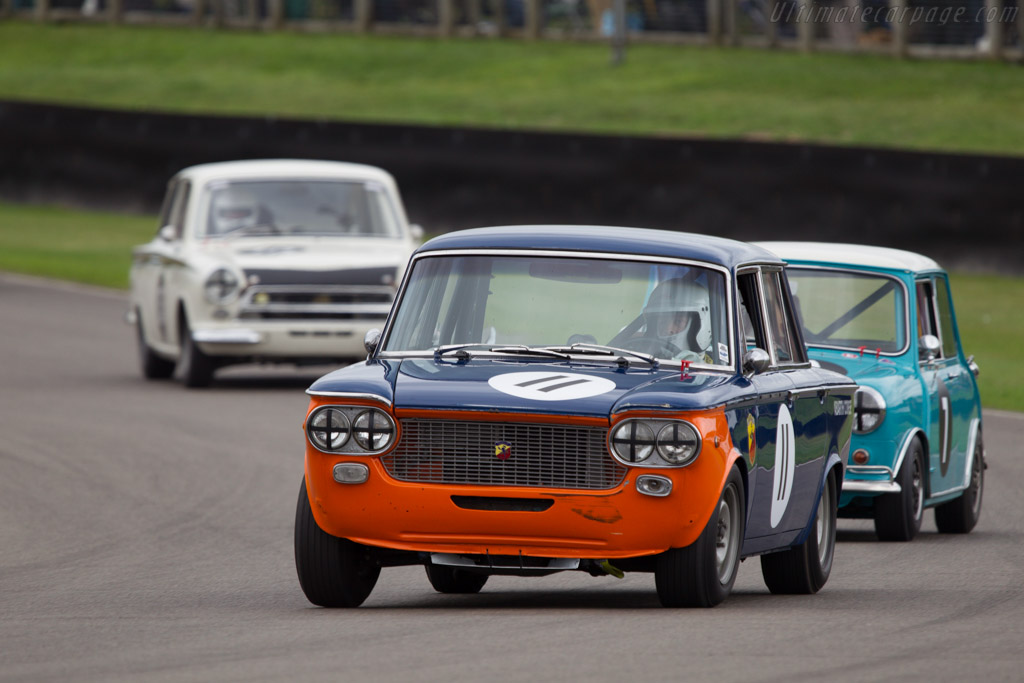 Fiat Abarth 1500S  - Entrant: Abarth UK - Driver: Guy Harman  - 2013 Goodwood Revival