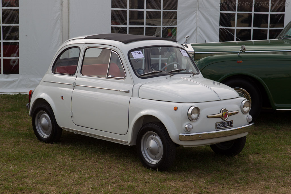 Fiat Abarth 595 - Chassis: 575584/00465   - 2013 Goodwood Revival