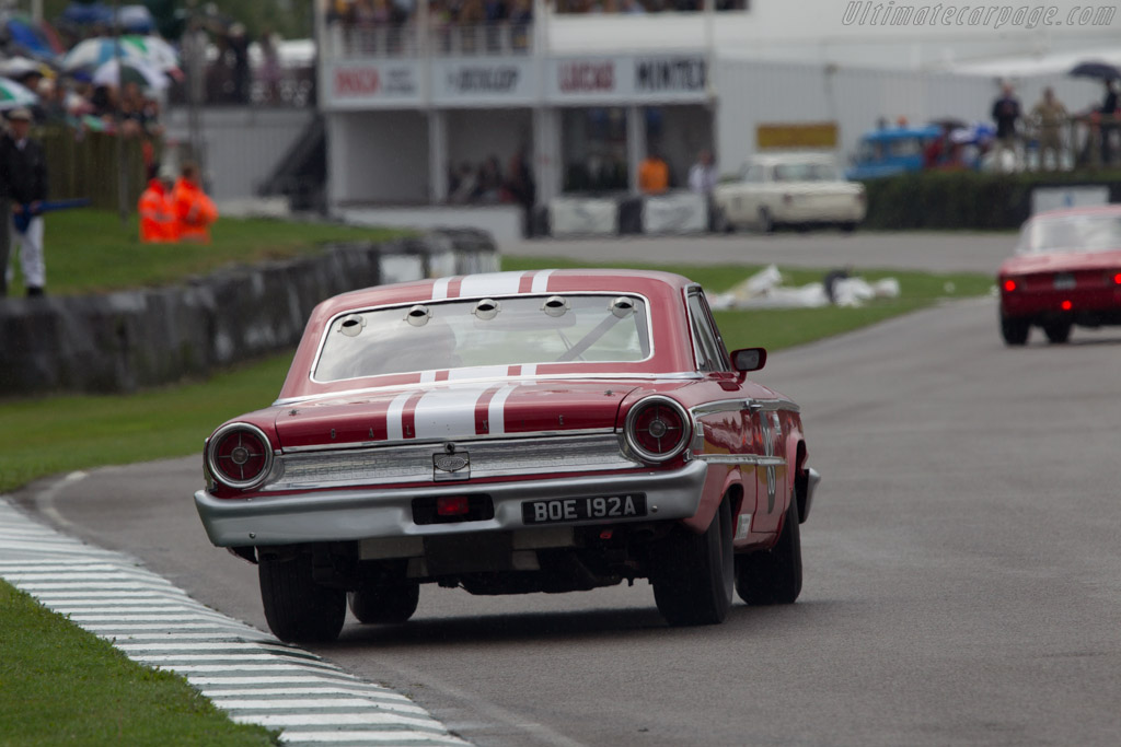 Ford Galaxie 500  - Entrant: Michael Steele - Driver: Tom Kristensen  - 2013 Goodwood Revival