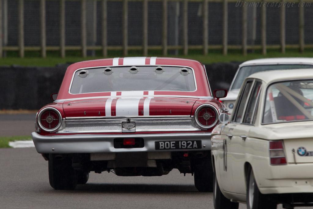 Ford Galaxie 500  - Entrant: Michael Steele - Driver: Tom Kristensen  - 2013 Goodwood Revival