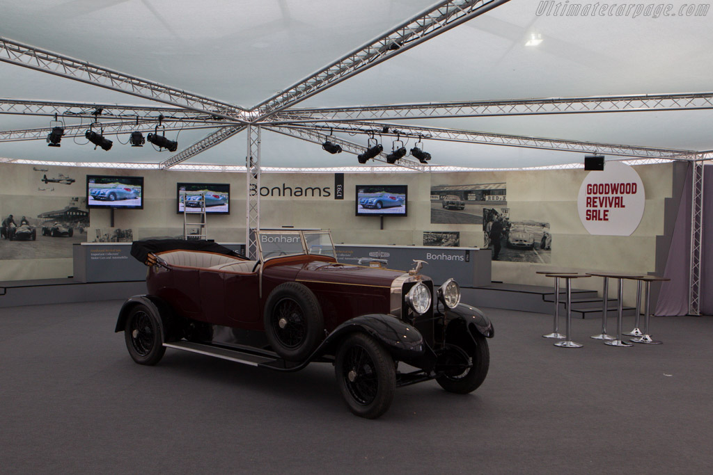 Hispano Suiza H6C - Chassis: 12487   - 2013 Goodwood Revival