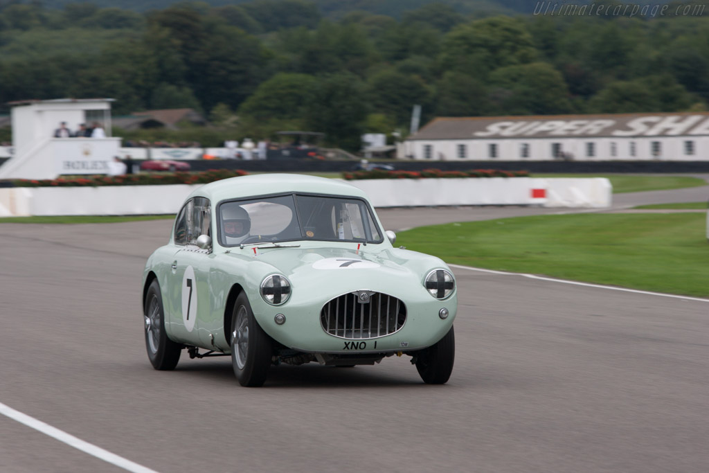 Jacobs MG Coupe - Chassis: 1551 - Driver: Stuart Dean  - 2013 Goodwood Revival