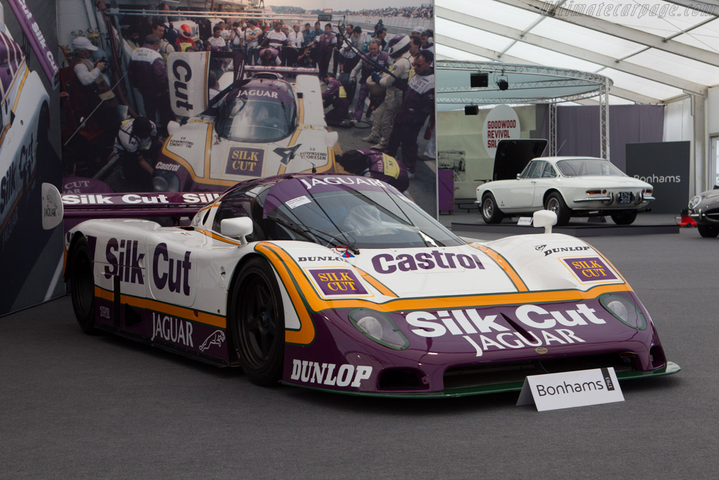Jaguar XJR-8 - Chassis: J12-C-387   - 2013 Goodwood Revival