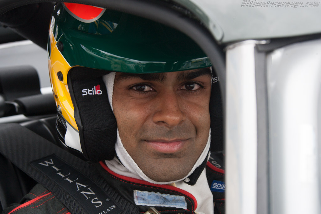Karun Chandhok    - 2013 Goodwood Revival