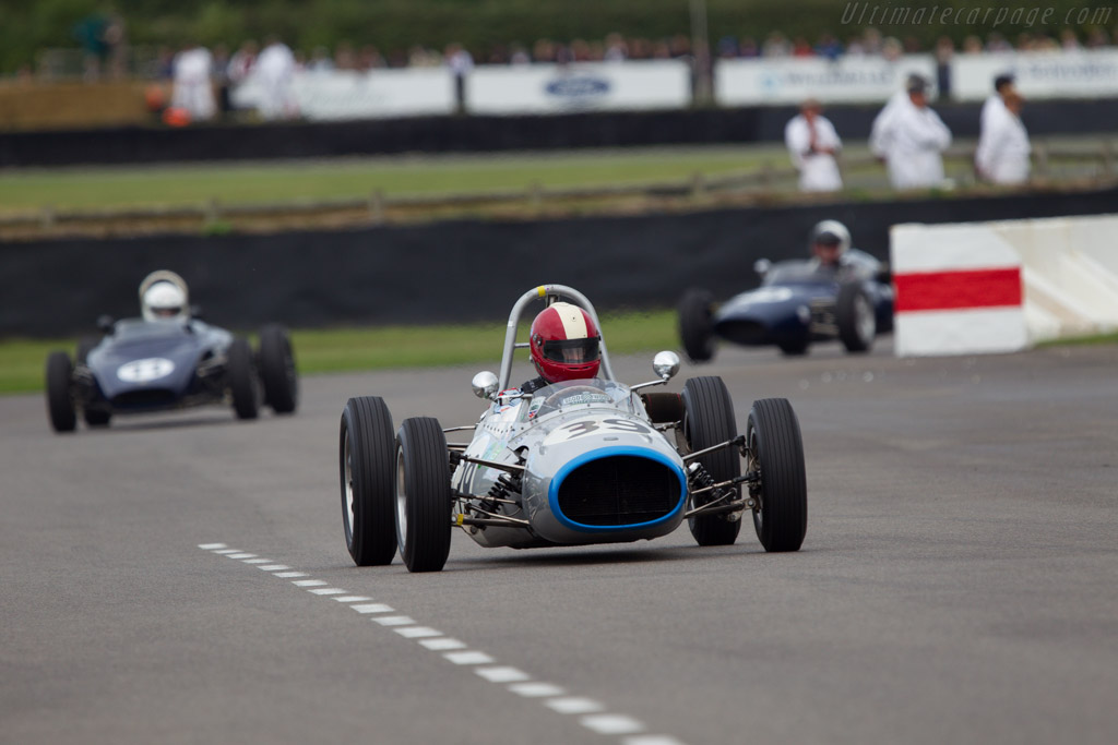 Kieft Ford - Chassis: Fj-3 - Driver: Michael Waller  - 2013 Goodwood Revival