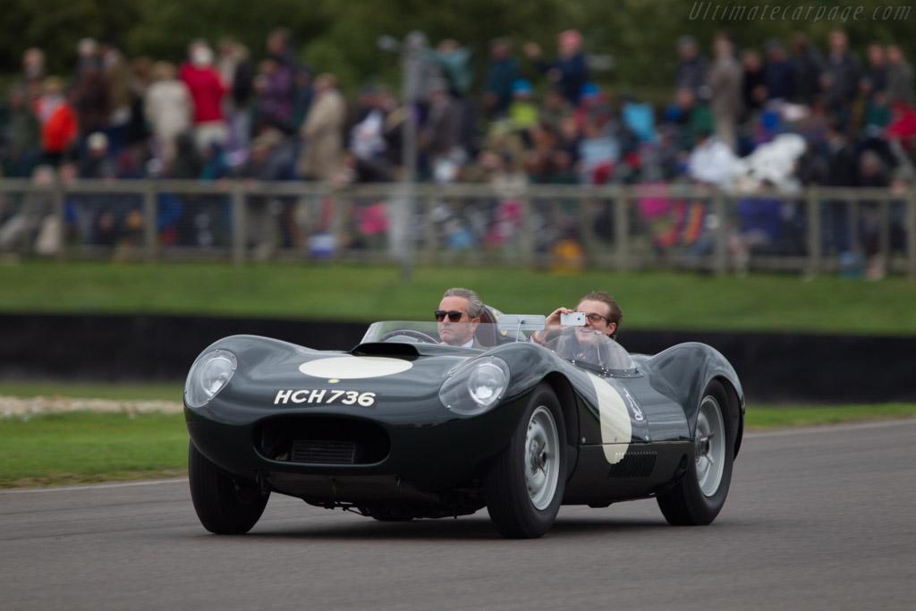 Lister Jaguar Flat Iron - Chassis: BHL 5   - 2013 Goodwood Revival
