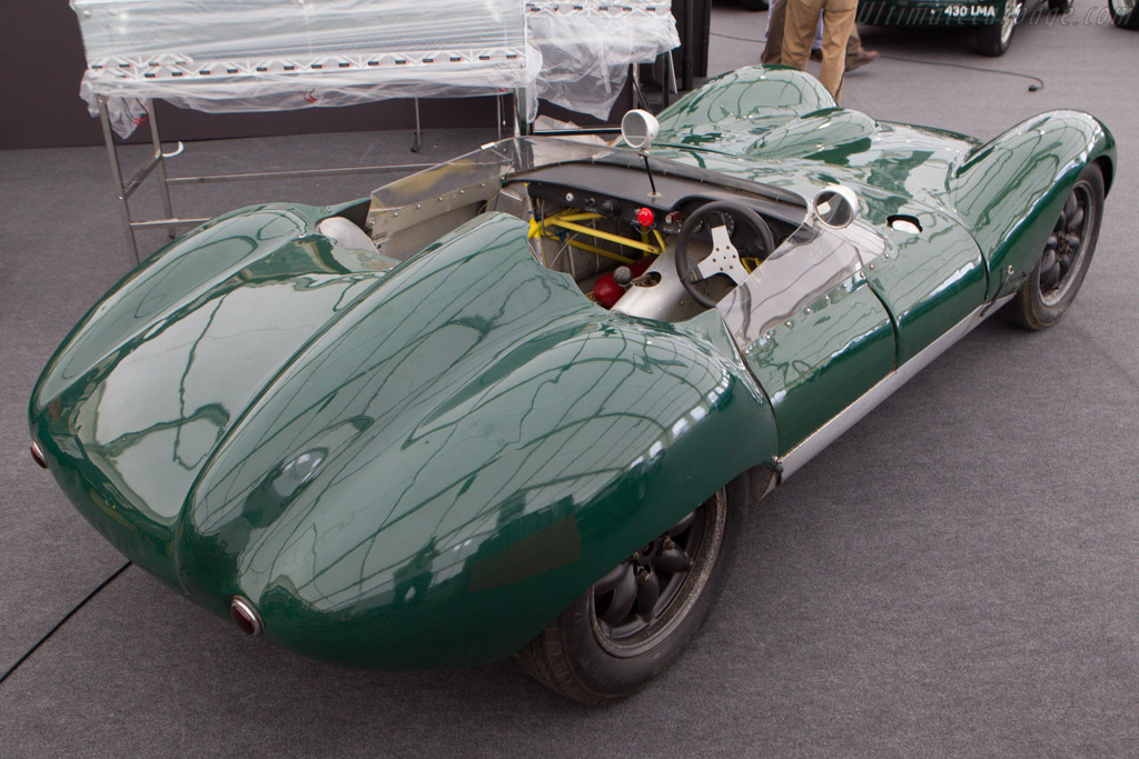 Lola Mk1 - Chassis: BY2   - 2013 Goodwood Revival