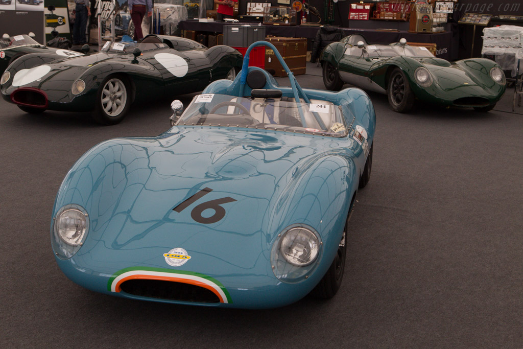 Lola Mk1 - Chassis: BR27B   - 2013 Goodwood Revival