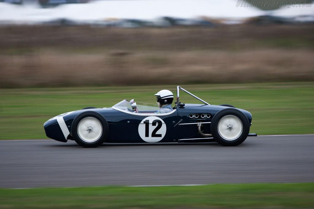 Lotus 18 Climax - Chassis: 18J847 - Driver: John Delane  - 2013 Goodwood Revival