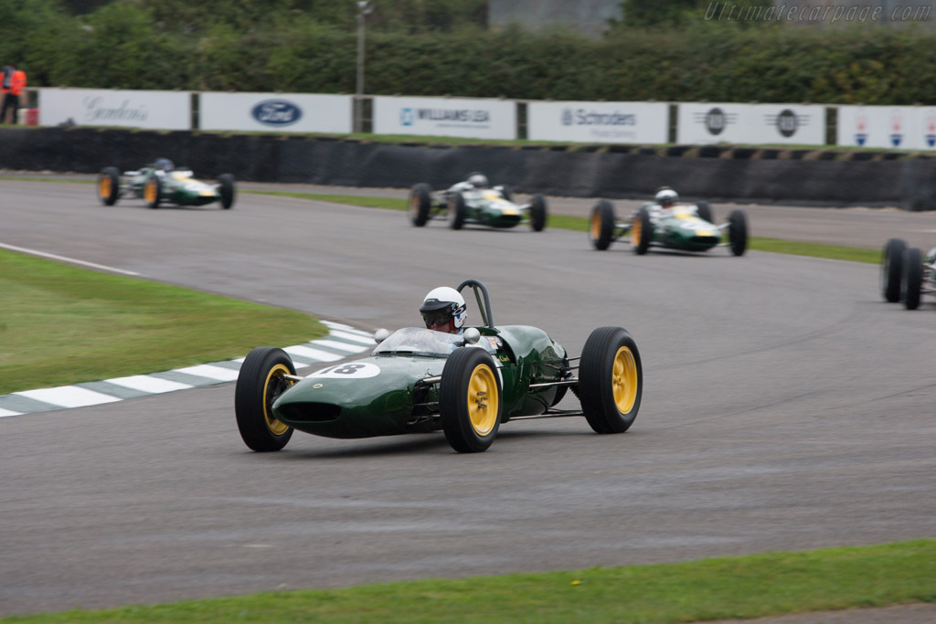 Lotus 21 Climax    - 2013 Goodwood Revival