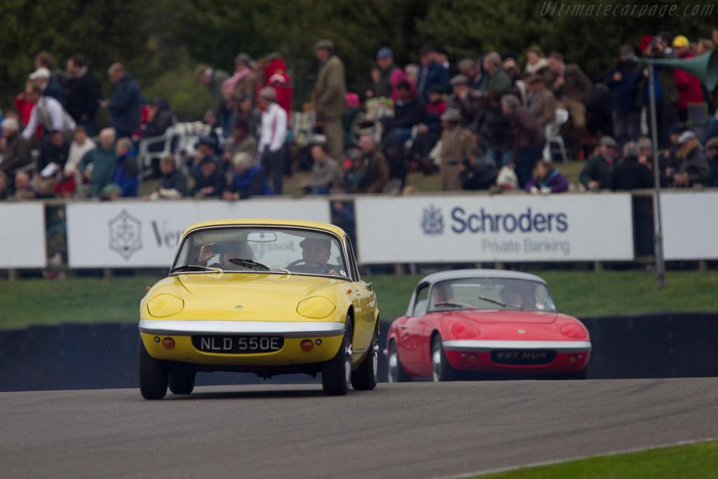 Lotus Elan - Chassis: 36-6778   - 2013 Goodwood Revival