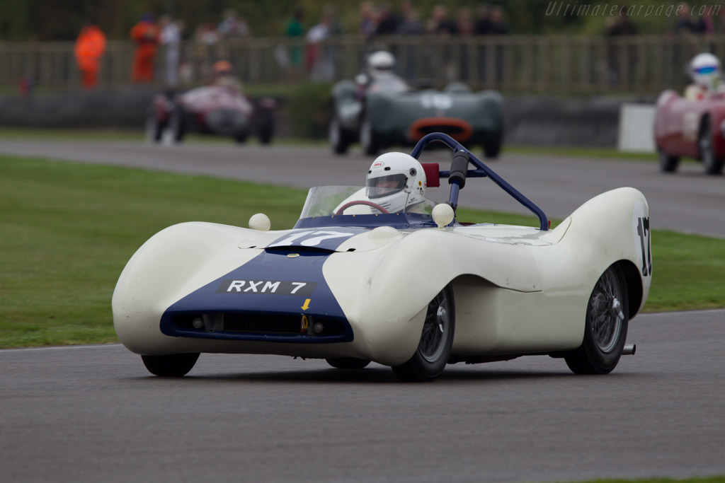 Lotus IX Climax - Chassis: 102 - Driver: Brian Arculus  - 2013 Goodwood Revival