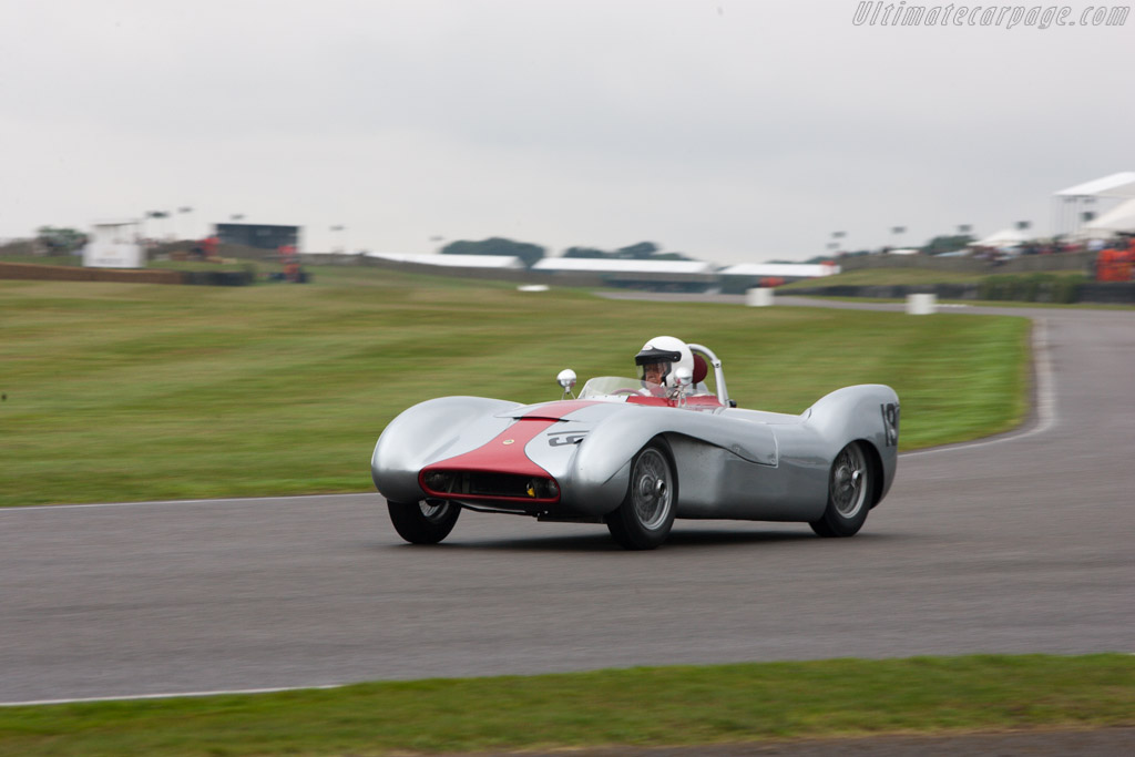 Lotus IX MG  - Driver: Ron Gammons  - 2013 Goodwood Revival