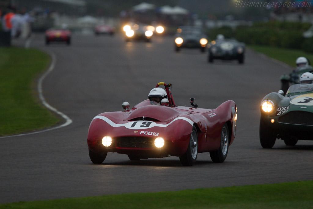 Lotus X Bristol - Chassis: 89 - Entrant: Malcolm Paul - Driver: Malcolm Paul / Rick Bourne  - 2013 Goodwood Revival