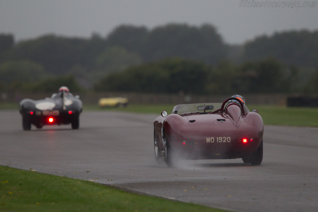 Maserati 300S - Chassis: 3060 - Driver: Rob Hall  - 2013 Goodwood Revival