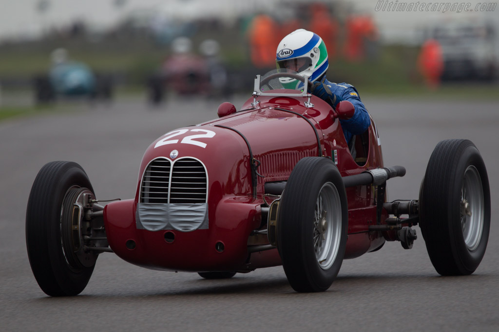 Maserati 6CM - Chassis: 1532 - Driver: Neil Perkins  - 2013 Goodwood Revival